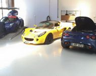 Lotus In Workshop